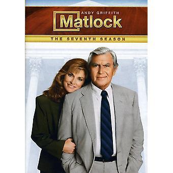 Matlock - Matlock: Season 7 [DVD] USA import