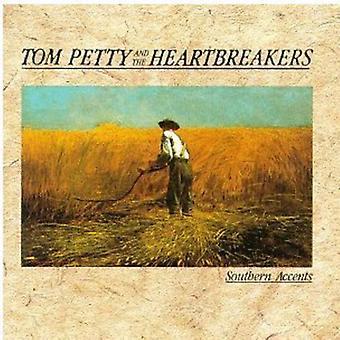 Tom Petty & Heartbreakers - sydlige accenter [CD] USA importerer