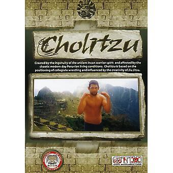 Cholitzu-Muay Thai-Jiu Jitsu-Vale Tudo [DVD] USA importerer