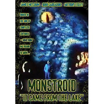 Monstroid: It Came From the La [DVD] USA import