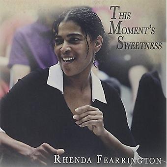 Rhenda Fearrington - This Moment's Sweetness [CD] USA import