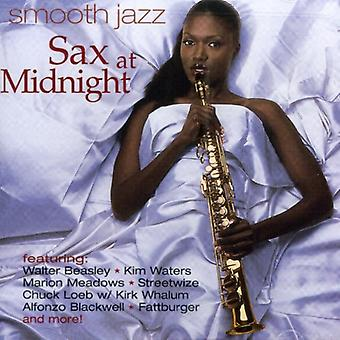 Smooth Jazz - Sax at Midnight [CD] USA import