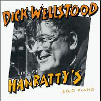 Dick Wellstood - Live at Hanratty's [CD] USA import