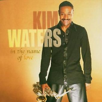 Kim Waters - In the Name of Love [CD] USA import