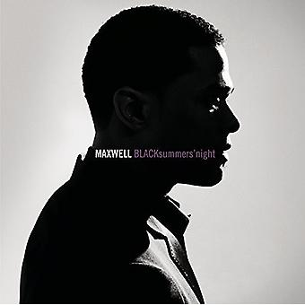 Maxwell - Blacksummers'Night [DVD] USA importere