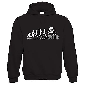 Vectorbomb, Evolution of A Mountain Biker, Hoodie