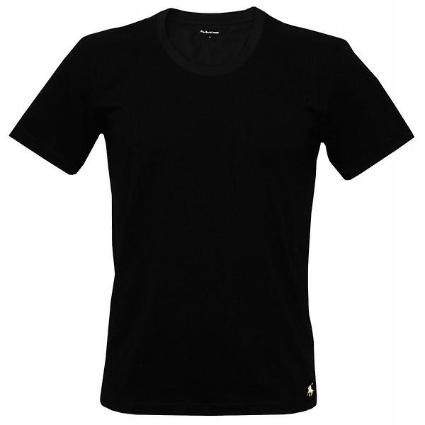 Polo Ralph Lauren 2-Pack Classic Cotton Crew-Neck T-Shirts, Black