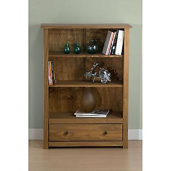 Birlea Santiago 1 Drawer Bookcase Pine