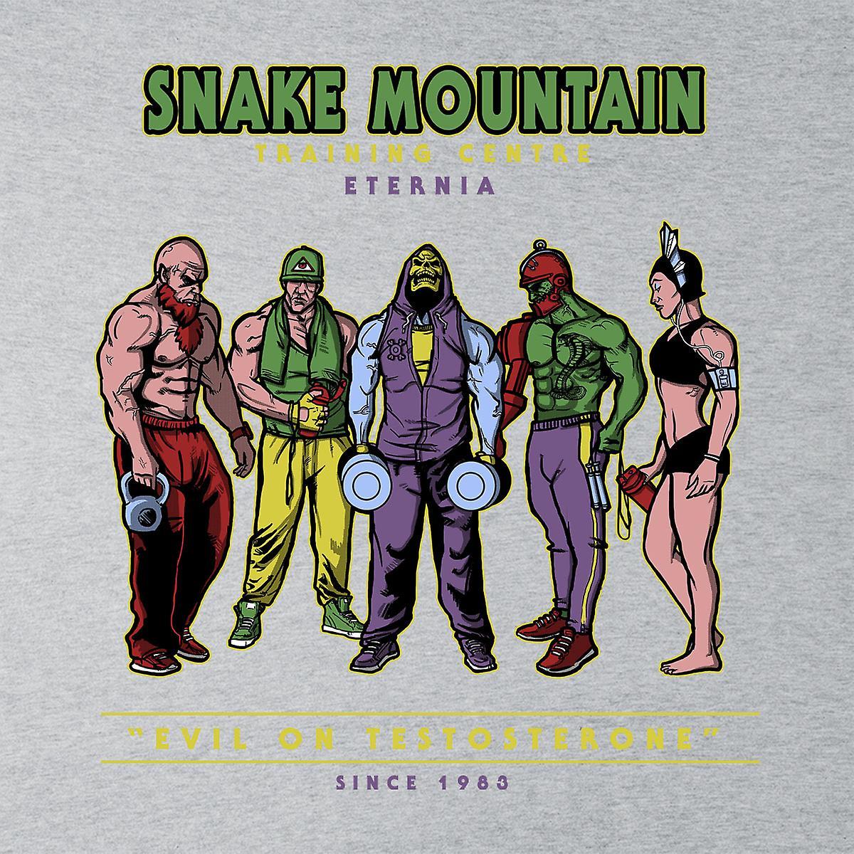 Snake Mountain uddannelse center Eternia Skeletor børne T-Shirt