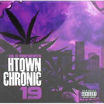 Lil C - H-Town kronisk 19 [CD] USA import