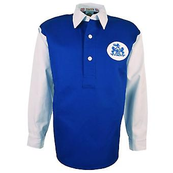 Ipswich 1930s-1950s Retro Football Shirt