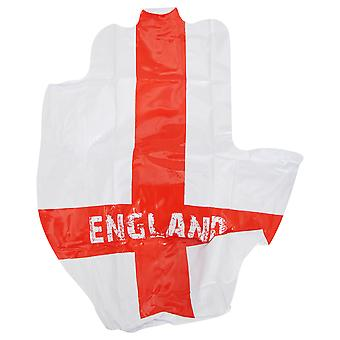 England St George Flag Inflatable Sports Supporter Hand