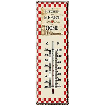 Balance Thermometer Rustic