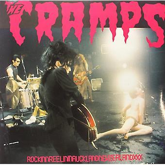Kramper - Rockinnreelininaucklandnewzealandxxx [CD] USA importerer