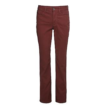 H.I.S ladies trousers Coletta dark berry