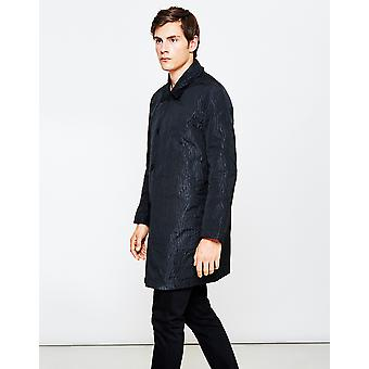 YMC Numanoid Coat Black