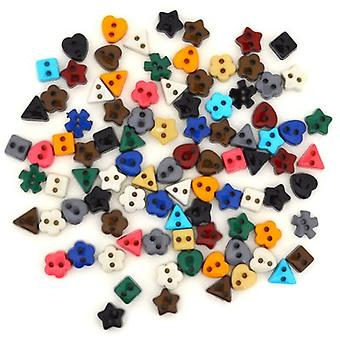 Dress It Up Embellishments-On The Go Minis DIUBTN-9559