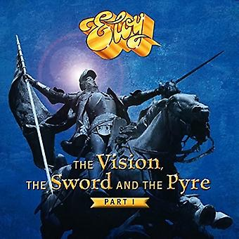 Eloy - Vision Sword & Prye: Part 1 [Vinyl] USA import