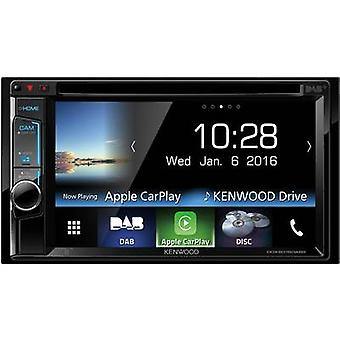 Kenwood DDX8016DABS Double DIN monitor receiver DAB+ tuner, AppRadio, Bluetooth handsfree set, Rear view camera connecto