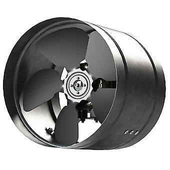 Inline Duct Fan 160-315mm Zinc Plated Metal aRw Ducting Industrial Extractor Fan
