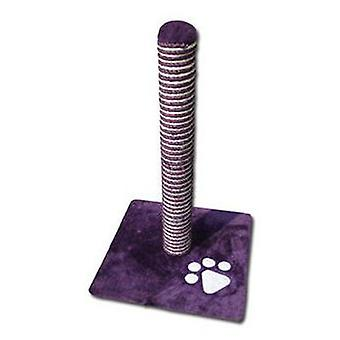 Nayeco Scraper Savanna post (Lila) (Cats , Toys , Scratching Posts)