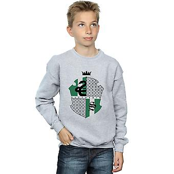 Harry Potter Boys Slytherin Shield Sweatshirt