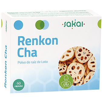 Sakai Renkon Cha Raiz De Loto 60 Cap (Vitamins & supplements , Special supplements)