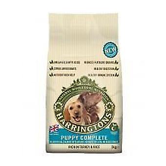 Harrington hvalp hund tør mad 2kg