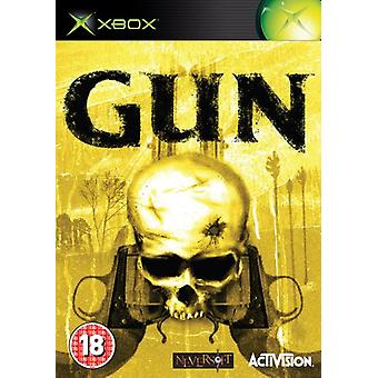GUN (Xbox) - Factory Sealed