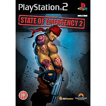 State of Emergency 2 (PS2)