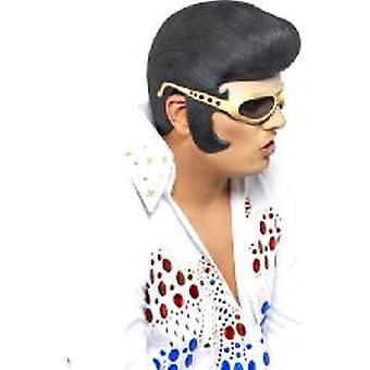 Casco goma Elvis
