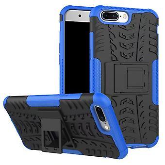 NEX stil hybrid tilfelle 2 stykke utendørs Blau OnePlus 5 Pocket ermet dekke beskyttelse