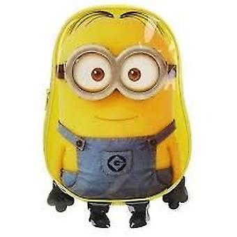 MINION SHAPED | Backpack