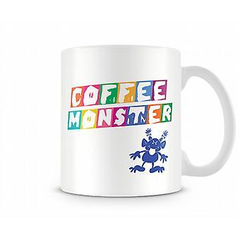 Monster Tasse Imprimé
