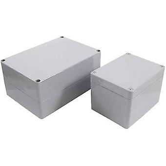 Axxatronic 7300-369 Build-in casing 160 x 80 x 85 Acrylonitrile butadiene styrene Light grey 1 pc(s)