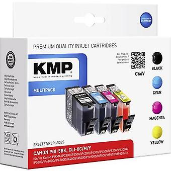 KMP Ink replaced Canon PGI-5, CLI-8 Compatible Set