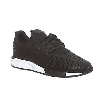 Sneaker men New balance nero