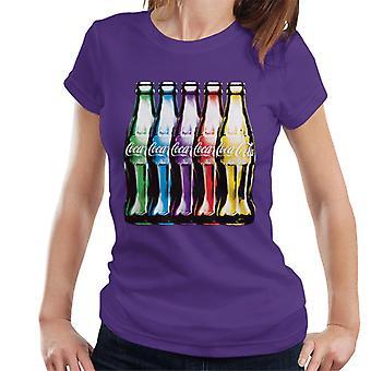 Coca Cola Multi Bottles Women's T-Shirt