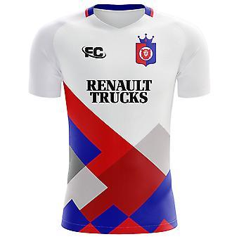 c05140d7e 2018-2019 Lyon Fans Culture Home Concept Shirt