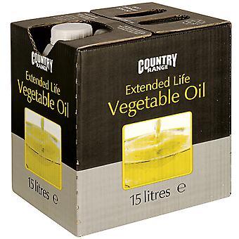 Land erweitert Leben Pflanzenöl