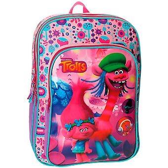 Trolls backpack bag 40x30x16cm