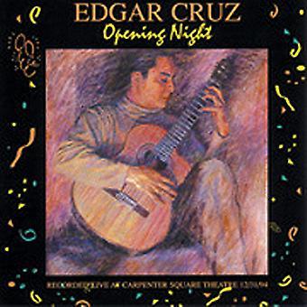 Edgar Cruz - openingsavond, Vol. 1 [CD] USA import