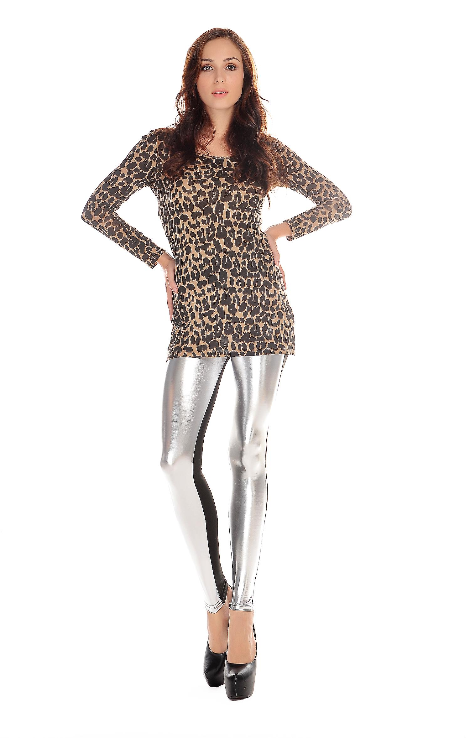 Waooh - Mode - Legging bicolore