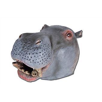 Hippo Rubber Overhead Mask.