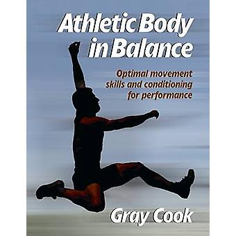 Athletic Body in Balance by Gray Cook - 9780736042284 Book
