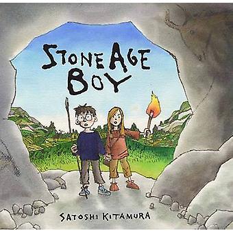 Stenåldern Boy av Satoshi Kitamura - Satoshi Kitamura - 9781406312195