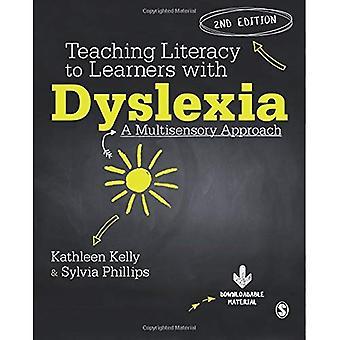 Nauczanie umiejętności uczniów z dysleksją