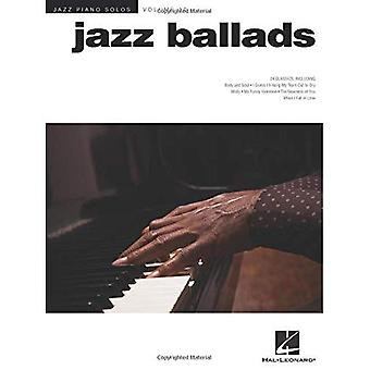Jazz Ballads (Jazz Piano Solos (Numbered))