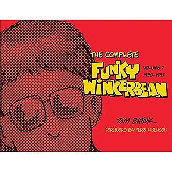 The Complete Funky Winkerbean:�Volume 7, 1990-1992