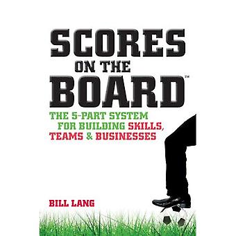 Scores on the Board: The 5-Part System for Building Skills, Teams and Businesses (J-B Foreign Imprint Series -...